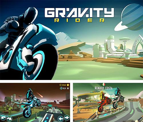 gravity rider power run